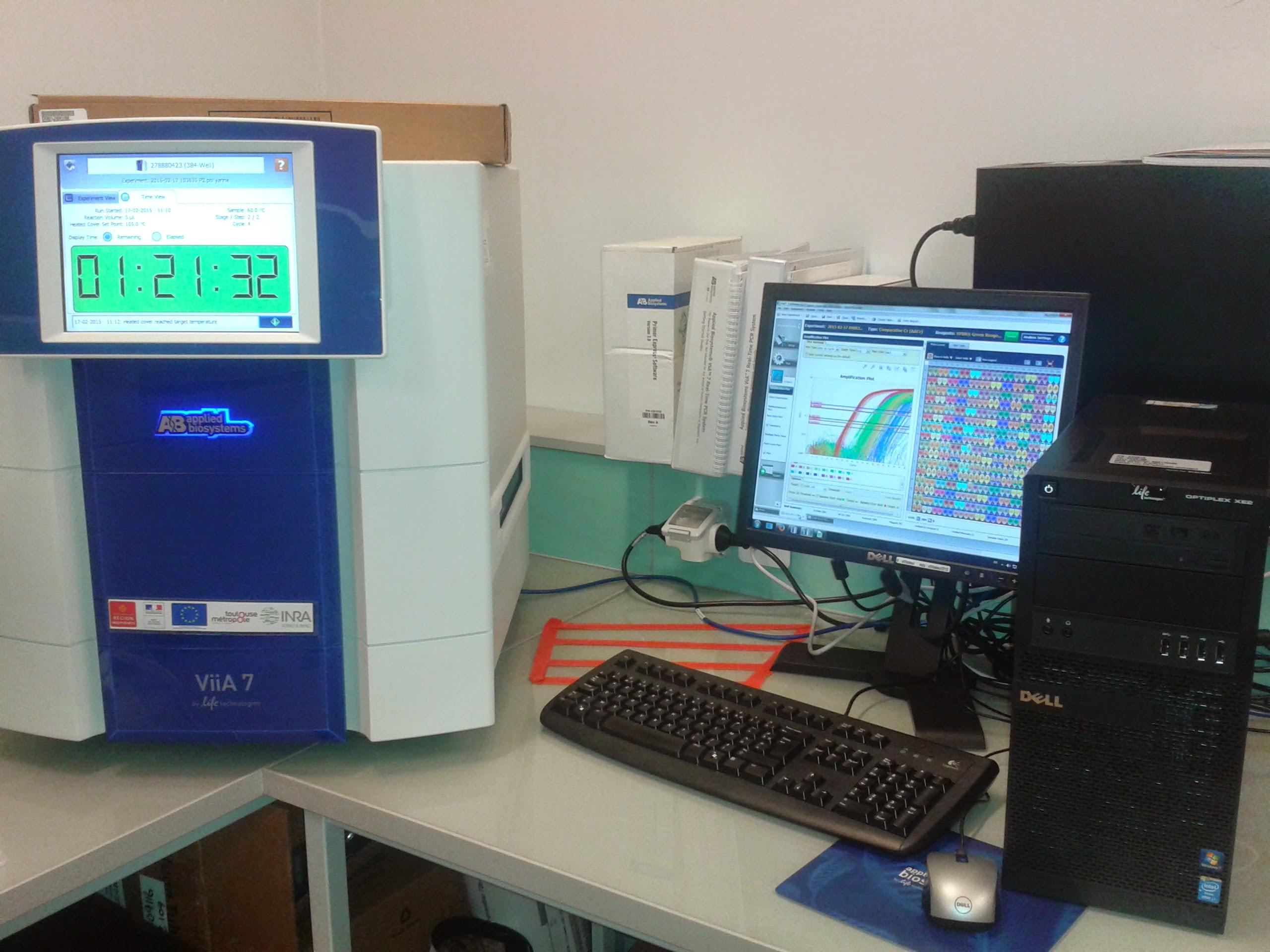 Thermo Fisher scientific ViiA7